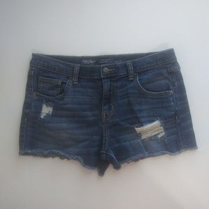 Mossimo Women's Jean shorts.